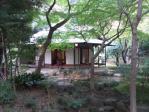 20111103旧古河庭園の茶室