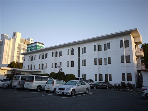 ホテル昭和外観