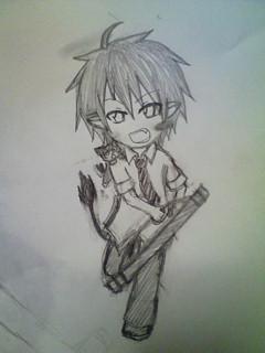 ミニ燐+クロ