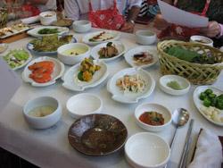 釜山の海鮮料理