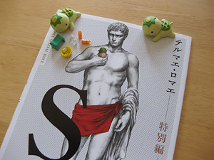 テルマエ・ロマエ 映画鑑賞特典