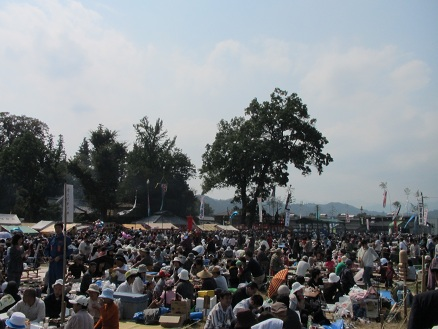 2011龍勢祭り (7)