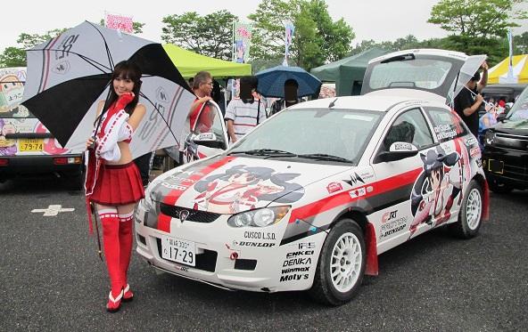 20120701あの花・痛車 (7)