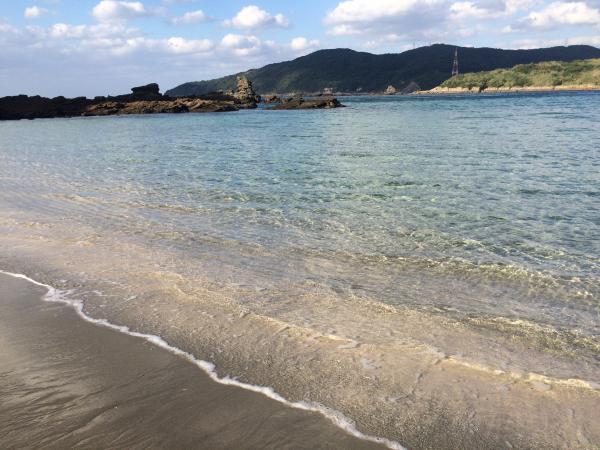 尻久砂里浜