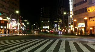 激戦区、日ノ出町の東京チカラめしで焼き牛丼(並)みそ汁付き(オープン価格280円)。1