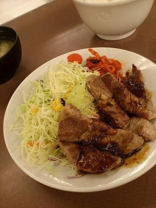松屋、1月19日(木)10時から発売、豚テキ定食2