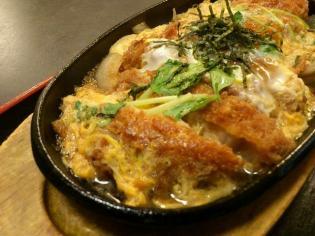 和食いちばん、煮かつ定食3