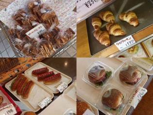 大口商店街の日本堂でパンを買う。4