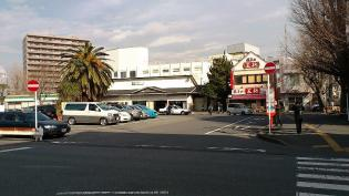 大口商店街の日本堂でパンを買う。7