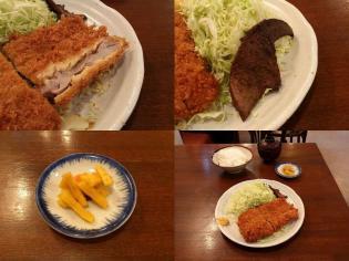 サンオリーブ、ヒレカツ定食4