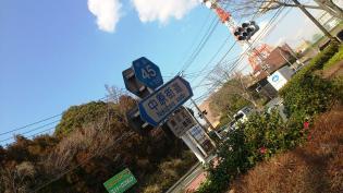 2012.03矢指・追分市民の森(桃の花)1