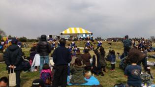 米海軍上瀬谷支援施設 日米親善桜まつり2012 12