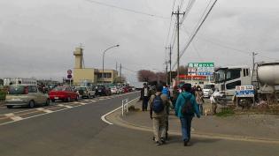 米海軍上瀬谷支援施設 日米親善桜まつり2012 2