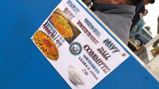 米海軍上瀬谷支援施設 日米親善桜まつり2012 9