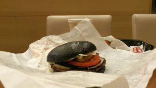 バーガーキング、黒バーガー、コーラゼロS、BKチーズビッツ5