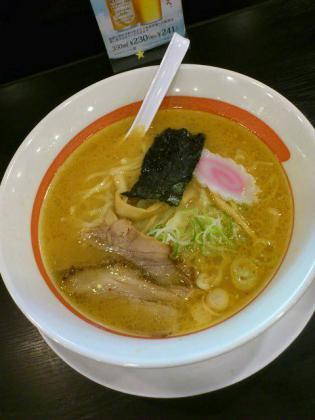 幸楽苑 味噌らーめん4