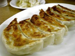 三陽御用亭、三陽丼+餃子2