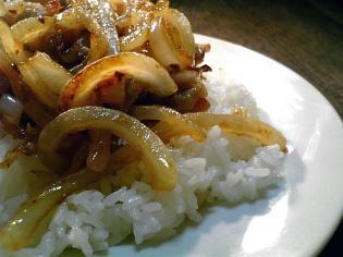 自炊 豚焼肉のっけ飯2