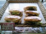 三喜屋のパン