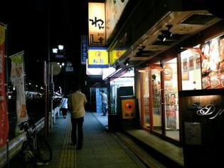 松屋桜木町豚キムチ定食480円1