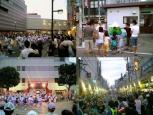 2011.07.23(土)~24(日)第35回大和阿波踊りにて