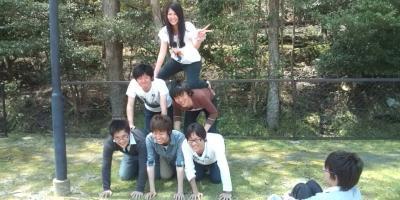 交流合宿2010:ピラミッド