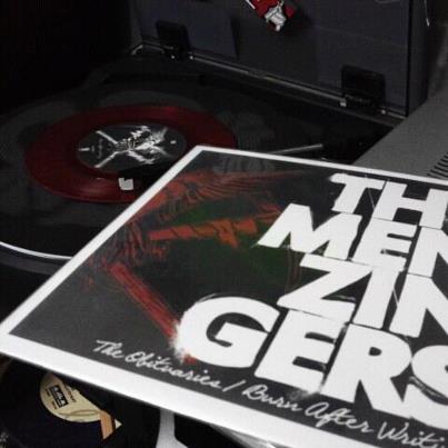 THE MENZINGERS!