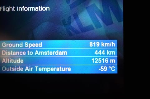 アムステルダムまで444!