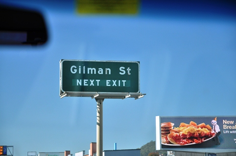 ギルマン!