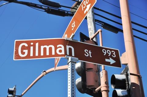 ギルマン!!