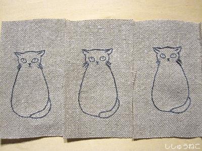 イカミミ猫