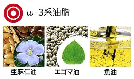 オメガ-3系油脂