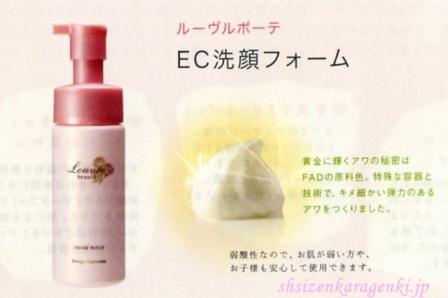 EC洗顔フォーム2