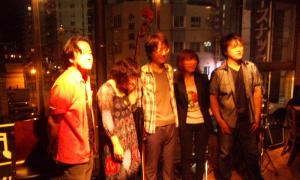 高橋智美さんバンド