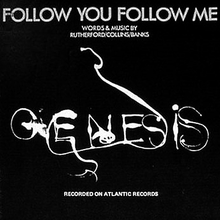 Genesis 1978 Follow You Follow Me et