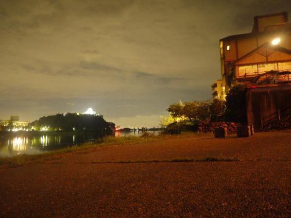 Iniyama Castle and Hotell we stayed