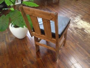 試作椅子2