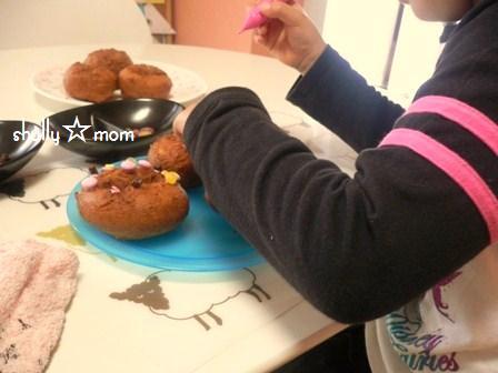 オールドファッションドーナツ☆しゅりたんとコラボ