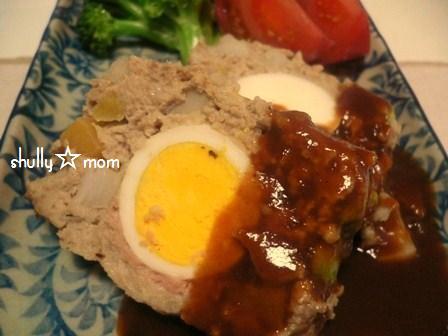 お豆腐☆ミートローフ