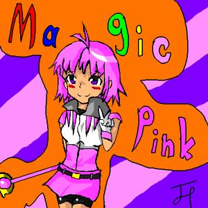 マジックピンク
