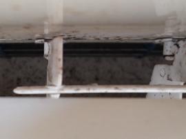 エコエアコンクリーニング・カビ、汚れ