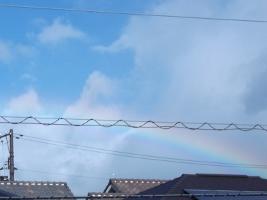 ハウスクリーニングー虹