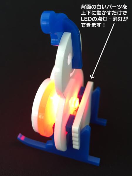 LEDスノーマン03