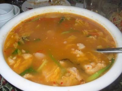 新疆伊寧遠征餐廰12