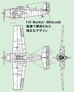 F4F三面図downsize