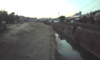 谷治川の風景