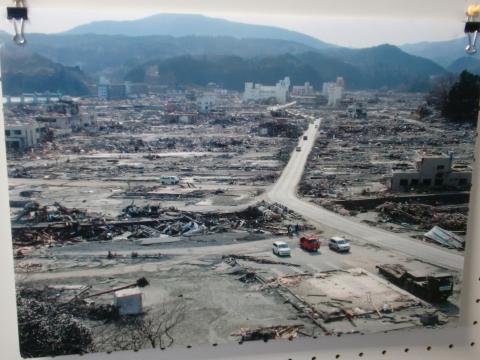 震災後の風景1