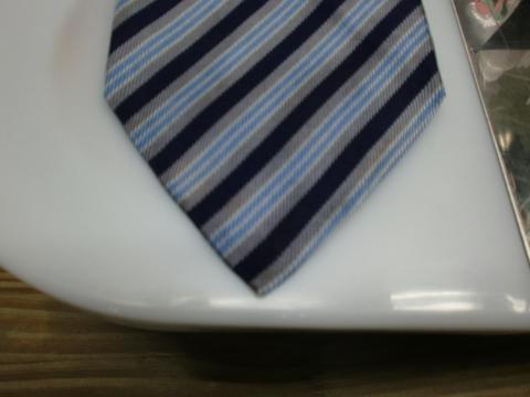 ネクタイのシミ20120622後2
