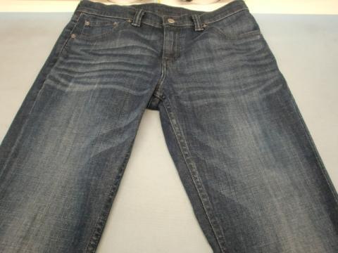 20121128ソース染みジーンズ後1