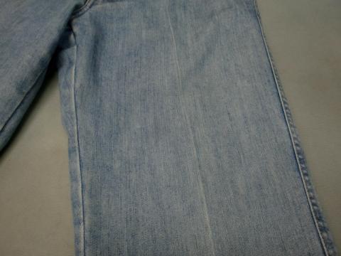 20121217黄ばみジーンズ後2